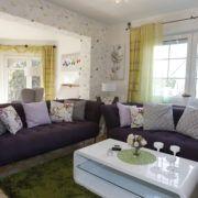 Ferienwohnung Provence Wohnzimmer