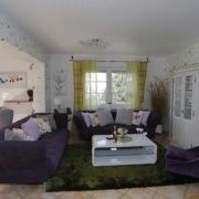 Ferienwohnung Provence Wohnbereich