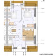 Ferienhaus Bonde Hus Grundriss DG