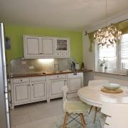 Ferienwohnung Provence_Küche_Essbereich